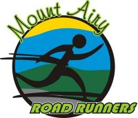 Mt Airy Road Runners Face Book Logo