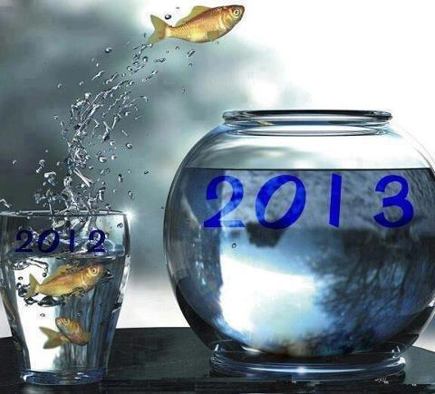 fish jumping to 2013