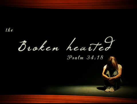 The Broken Hearted - Title