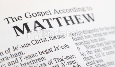 gospel according to matthew