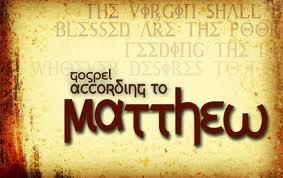 Matthew Bible