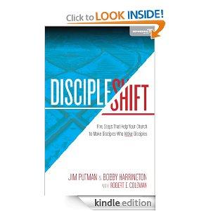 Discipleshift