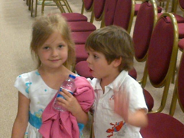 Judah and Casey