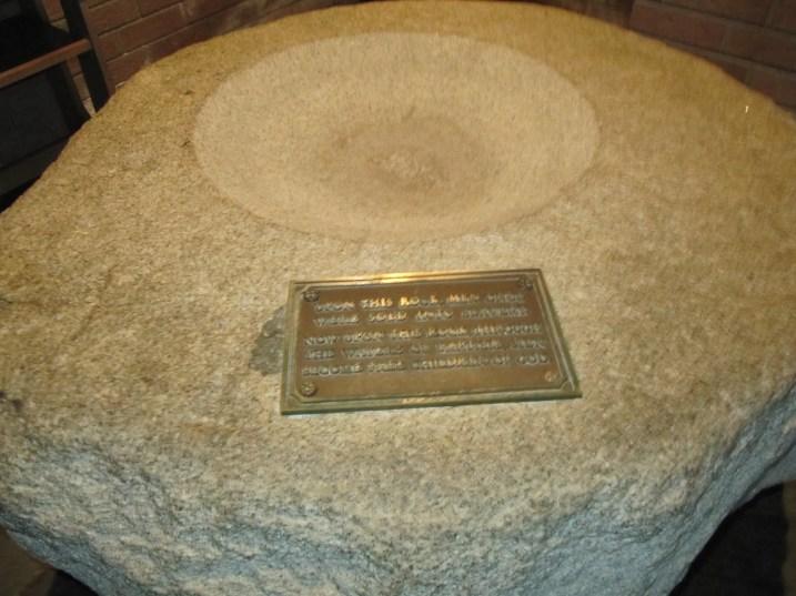 Baptismal Font Belmont Abby College