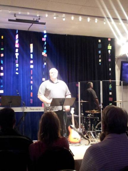 David Payne OOTBWC Preaching